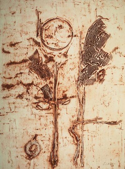Helen Frankenthaler, 'Parets', 1987