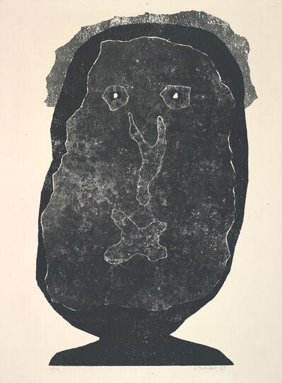 Jean Dubuffet, 'L'Enfle-Chique IV', 1961
