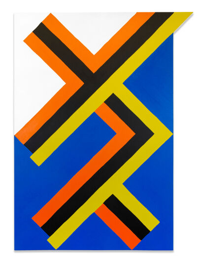 Matthew King, '286 (Recurring Paintings)', 2019