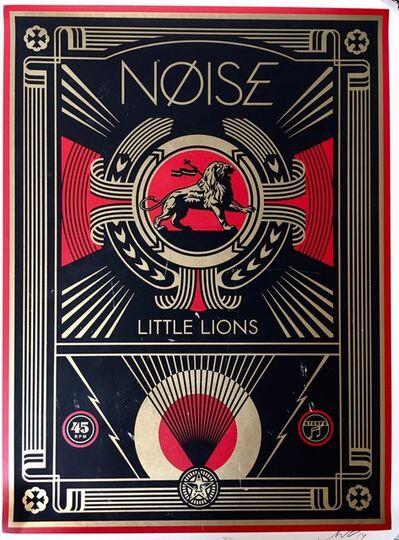 Shepard Fairey, 'NOISE', ca. 2014