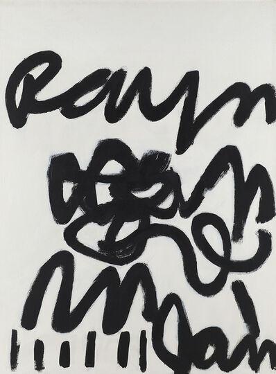 Raymond Hendler, 'Court Gesture', 1975