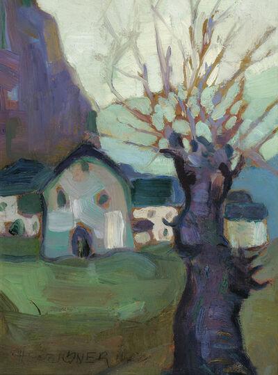 Herbert Gurschner, 'Winterly Ötztal', 1920