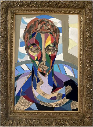 Tristan Vitus Tollmann, 'Self Portrait ', 2020