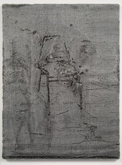 Michael Raedecker, 'session', 2015