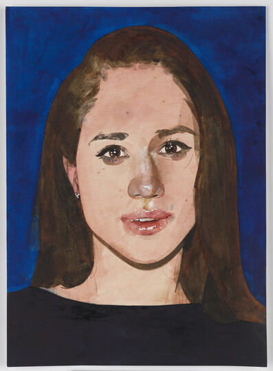 Peter Blake, 'Meghan Markle, The Duchess of Sussex', 2018