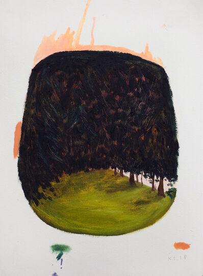 Kelsey Shultis, 'Woodland', 2018