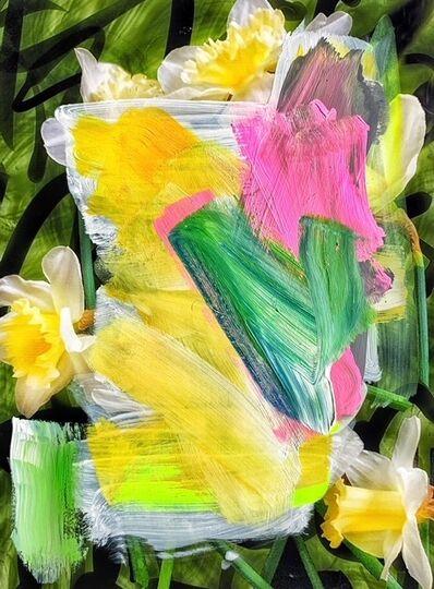 Alexandra Penney, 'Green Daffodils', 2021