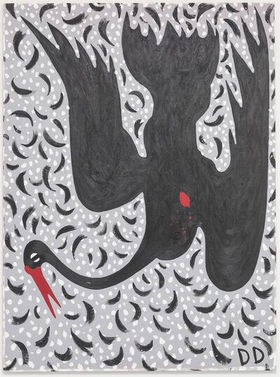 Dickon Drury, 'Black Swan', 2018