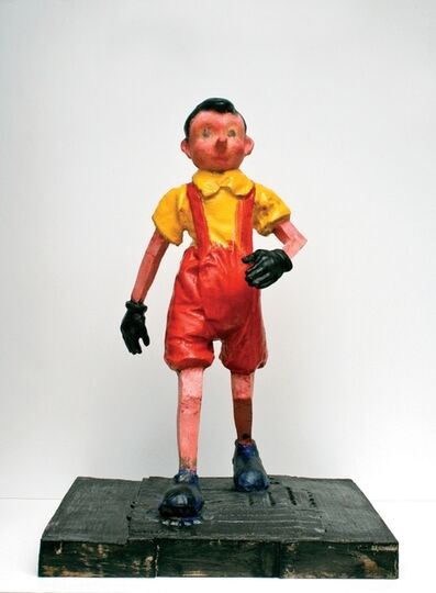 Jim Dine, 'Model for the Boras Monument', 2008