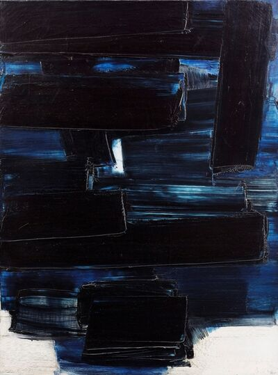 Pierre Soulages, 'Peinture,  5 mai 1959', 1959