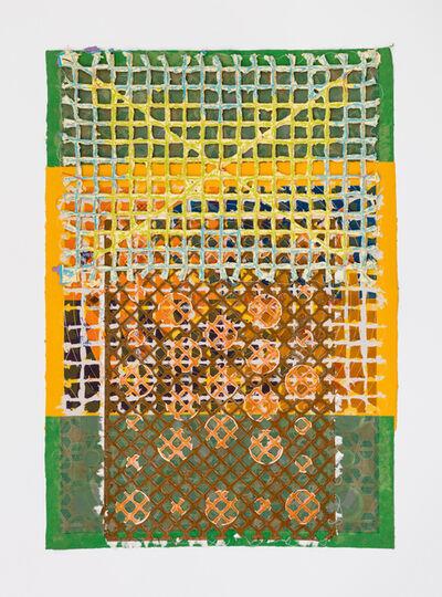 Alan Shields, 'Gas Up', 1984