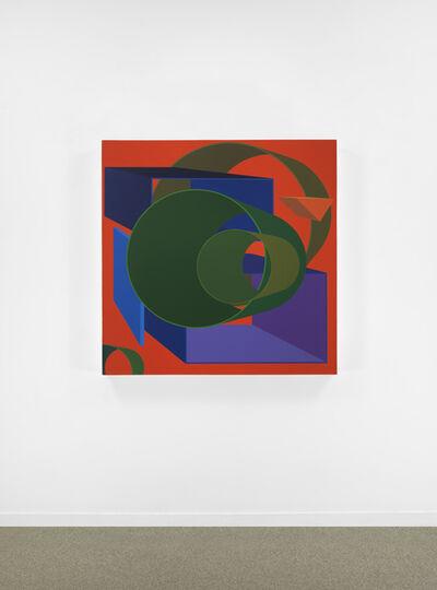 Al Held, 'Flaminia I', 1991