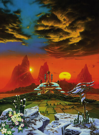 Paul Youll, 'Gods of Green Mountain', 1995