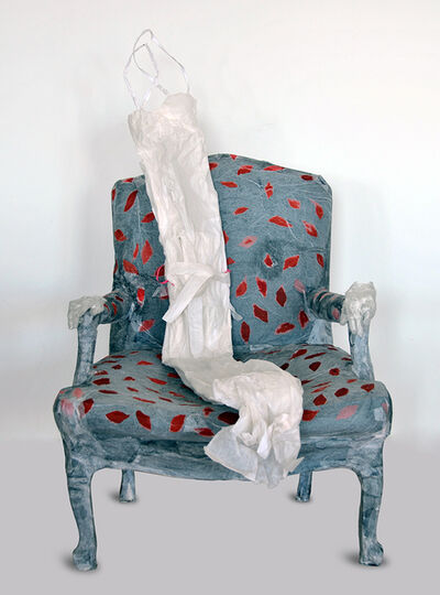 Azade Köker, 'In the Armchair ', 2009