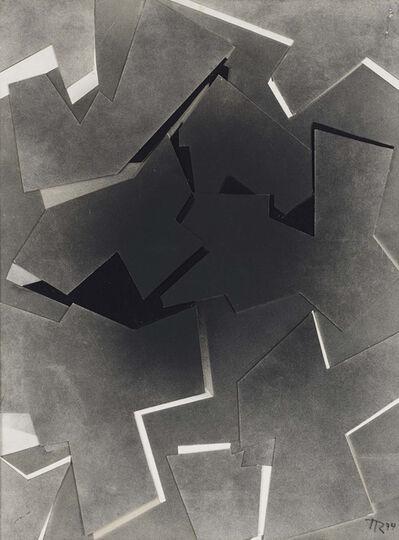 Hans Richter, 'VIBRA 38', 1974