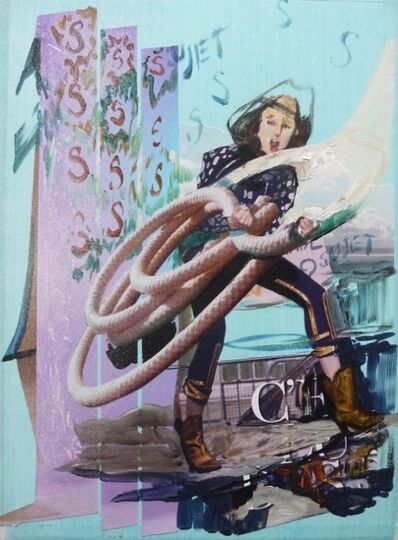 Beatriz Guzman Catena, 'Peindre 4'