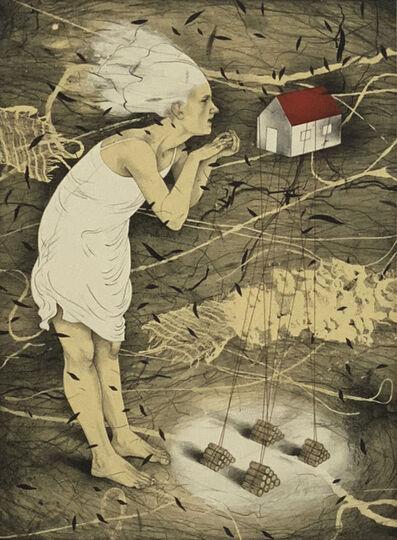 Kathryn Polk, 'Tethered Memory', 2019
