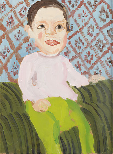 Chantal Joffe, 'Untitled', 1999