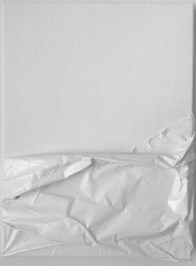 Alberto Gil Cásedas, 'PW6 (XV) AA. Prueba de Leucofobia: Blanco sobre blanco (Leukophobia test: White on white)', 2019