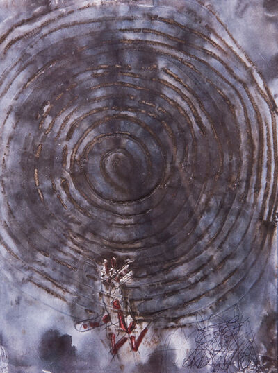 Francisco Toledo, 'The Blue Swirl', 1960-2001