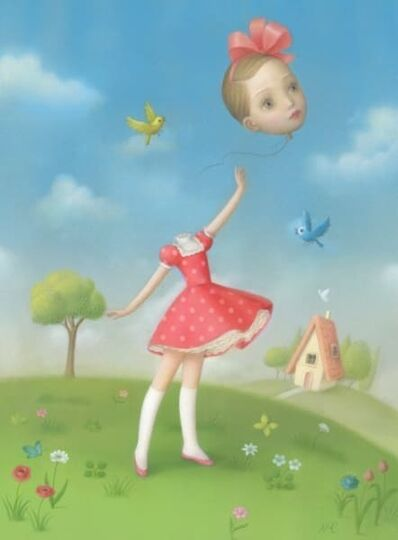Nicoletta Ceccoli, 'Lost in Reveries', 2020