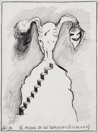 Günter Brus, 'El Museo De Los Suplicios (Escalera)', 1994