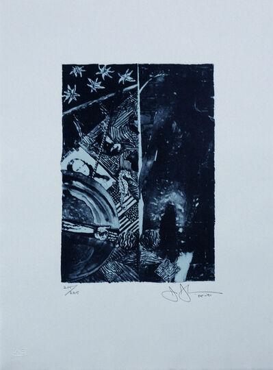 Jasper Johns, 'Summer (Blue)', 1985-1991