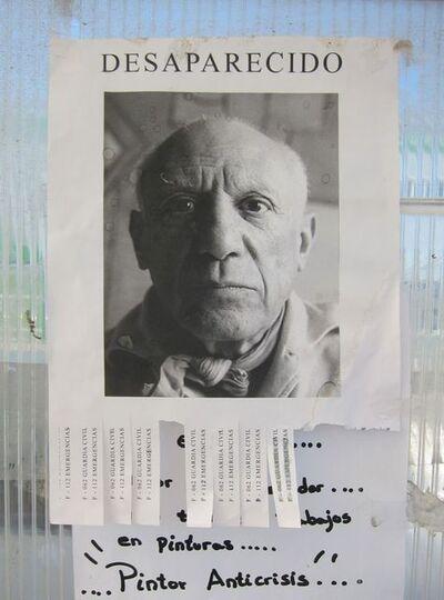 Rogelio Lopez Cuenca, 'Desaparecido', 2014
