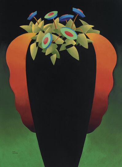 Rene Lalonde, 'Fire Butterfly Vase', 2008