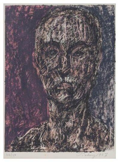 Mark Tobey, 'Self Portrait', 1967