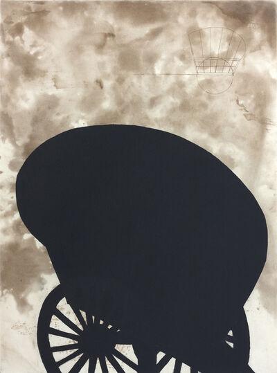 Martin Puryear, 'Black Cart', 2008
