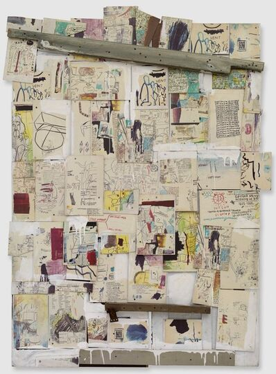 Jean-Michel Basquiat, 'Natchez', 1985