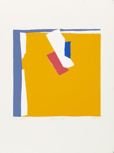 Sandra Blow, 'Halcyon days', 1991