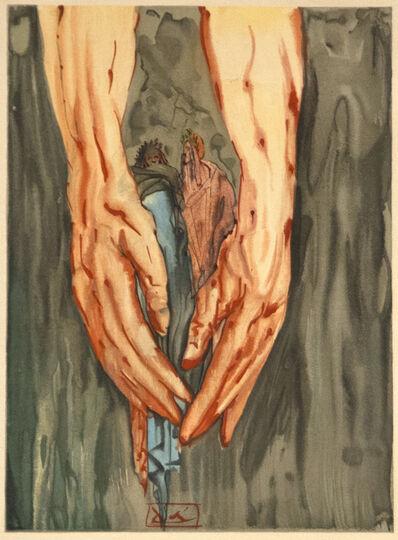 Salvador Dalí, 'The Divine Comedy Hell Canto 16', 1974