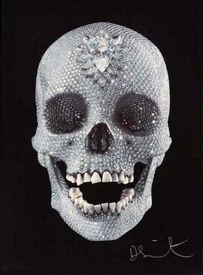 Damien Hirst, '3D Skull (Small)', 2012