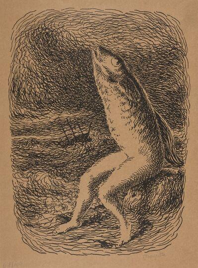 René Magritte, 'Les Chants de Maldoror', 1948