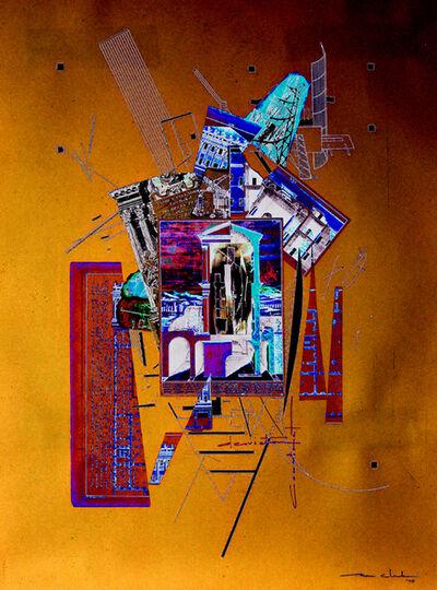 Ron Clark, 'Architura', 2000