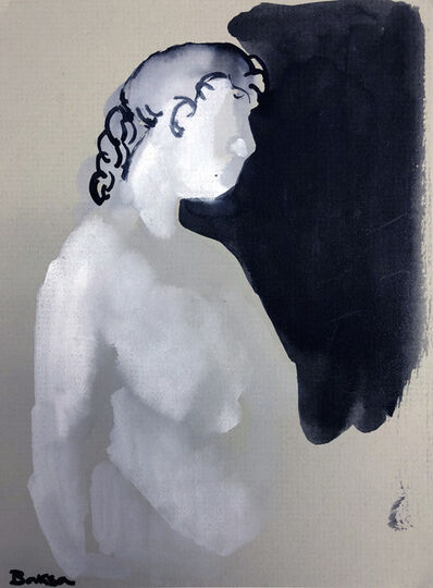 Teresa Baksa, 'Woman with a Braid', 2002