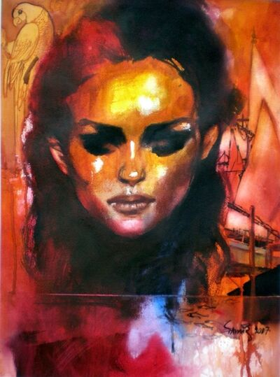 Samir Mondal, 'In my Style 01'