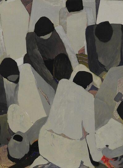 Gabriel Godard, 'La onzième station', 1972