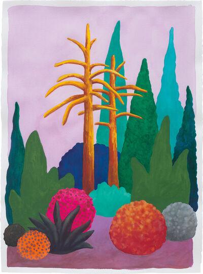 Nicolas Party, 'Untitled (Landscape)', 2013
