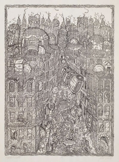 James Grashow, 'Spaghetti Disaster', ca. 1975