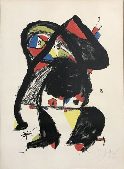 Joan Miró, 'El Golafre ', 1979