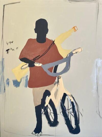 Jammie Holmes, 'Untitled (Child Soldier Series)', 2019