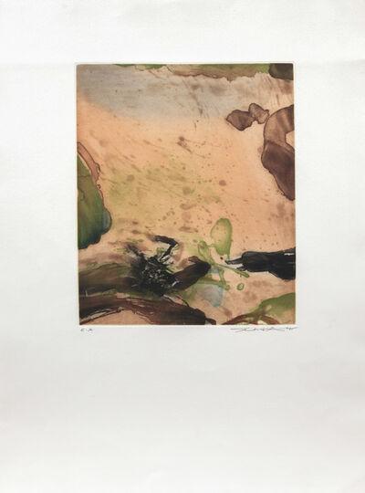 Zao Wou-Ki 趙無極, 'Untitled', 1975
