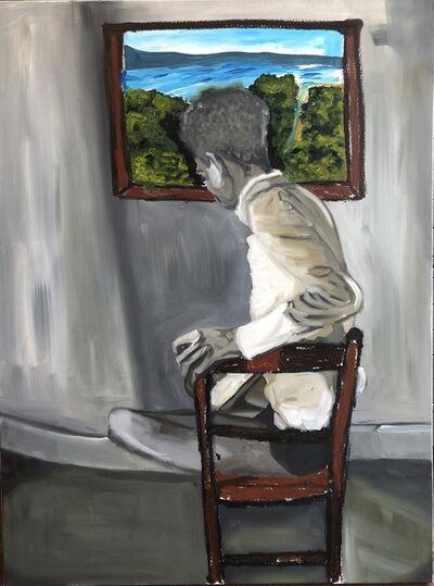 Jerrell Gibbs, 'Mi Hermano', 2019