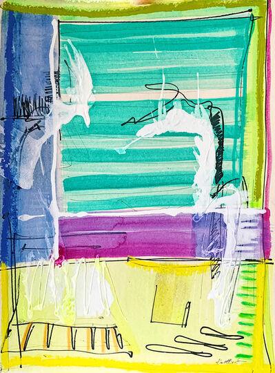 Kiah Bellows, 'Summer Series: Abstract Study 6', 2019