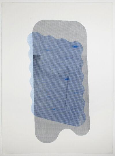 Brad Tucker, 'Blue Patch', 2014