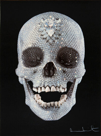 Damien Hirst, 'For the Love of God - Lenticular (Small)', 2012