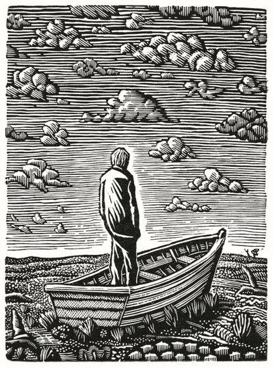 David Frazer, 'Adrift', 2016